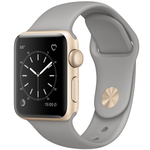 Apple-Watch-38mm-Gold-Aluminum-Case-with-Concrete-Sport-Band-b23339