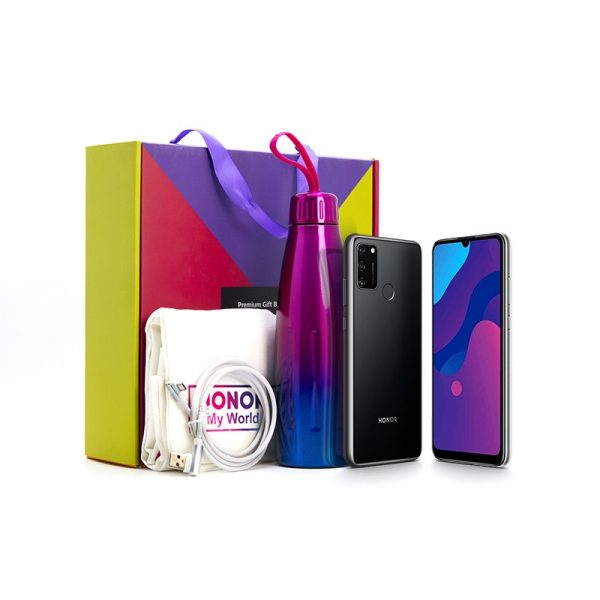 گوشی-موبایل-آنر-مدل-honor-9a-دو-سیم-کارت-ظرفیت-۶۴۳-گیگابایت-پک-هدیه-آنر (۱)